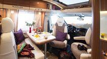LMC Cruiser Passion T 673 G Sitzgruppe