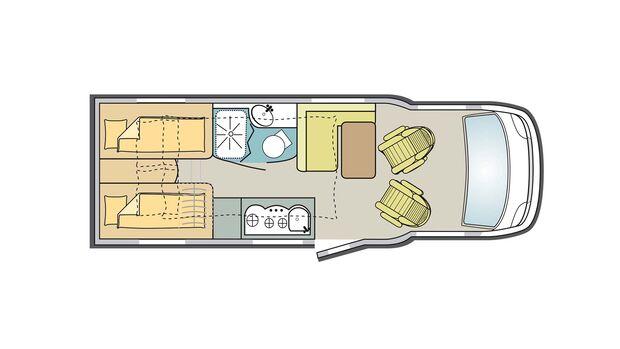 LMC Cruiser T 662 G (2021)