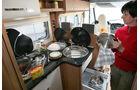 LMC Explorer i 730 G Küche