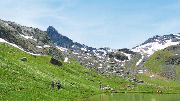 Lac Blanchet