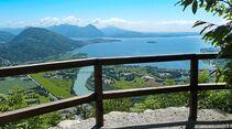 Lago Maggiore Piemont Italien