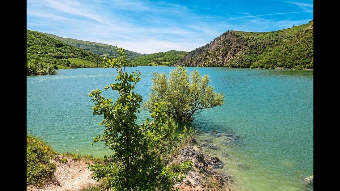 Lago die Fiastra