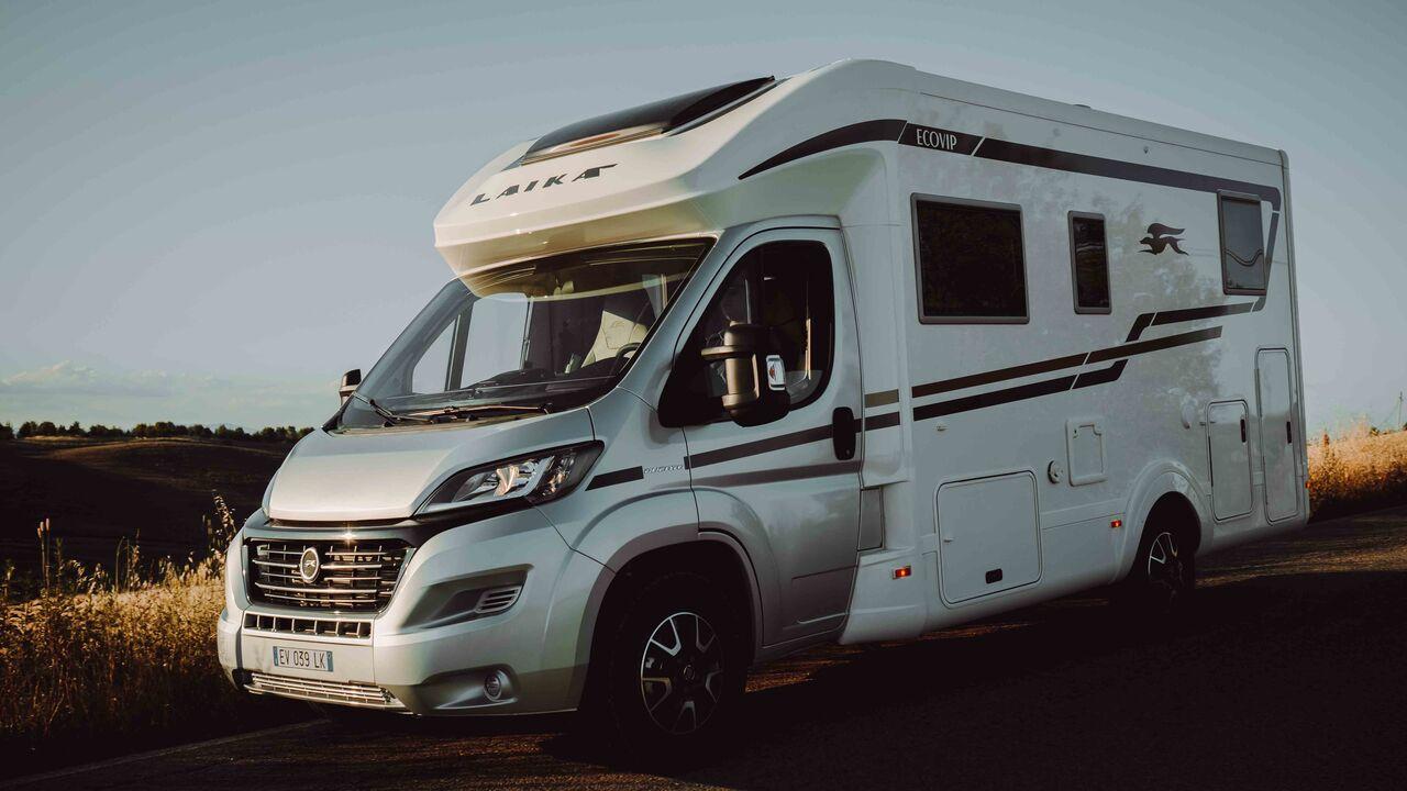 Laika-Wohnmobile fürs Modelljahr 10: Ecovip und Kosmo  Promobil