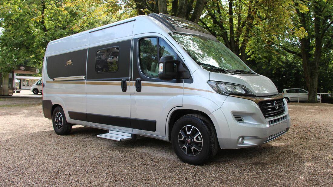 Laika Ecovip Van 600 (2022)