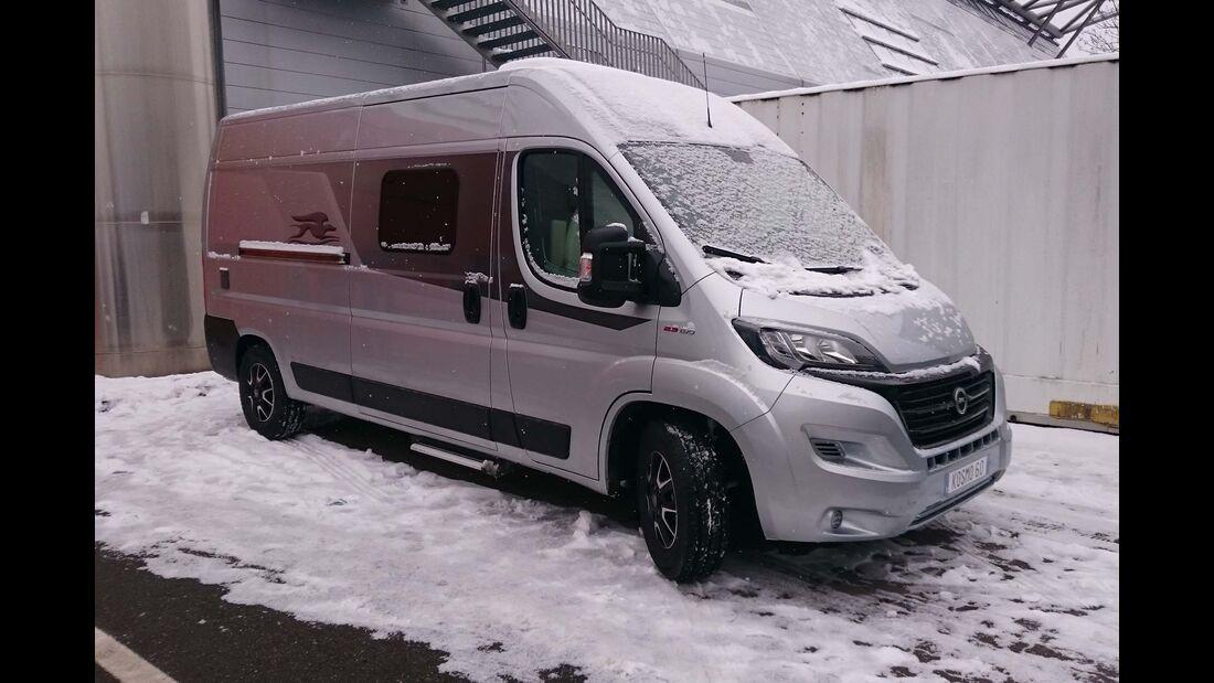 Laika Kosmo Van (2019)