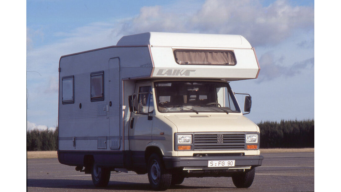 Laika Lasercar von 1989