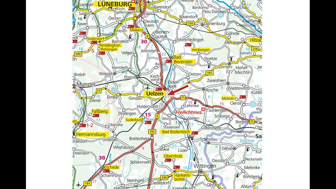 Landkarte