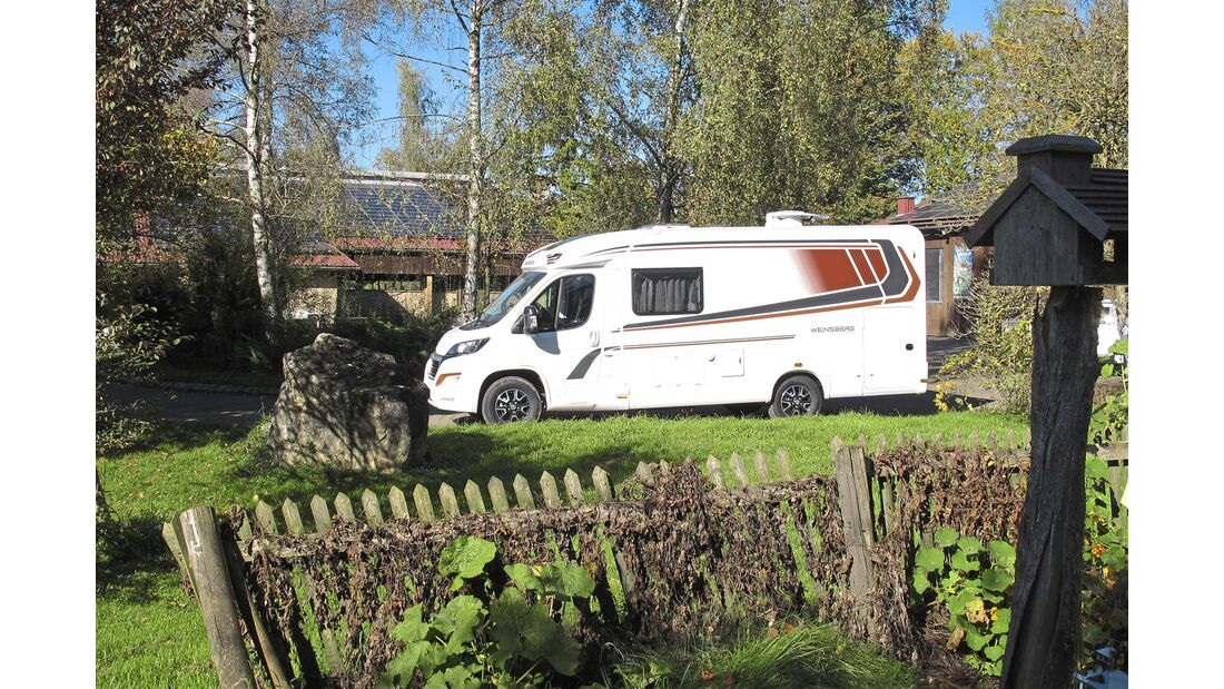 Landvergnügen wohnmobil