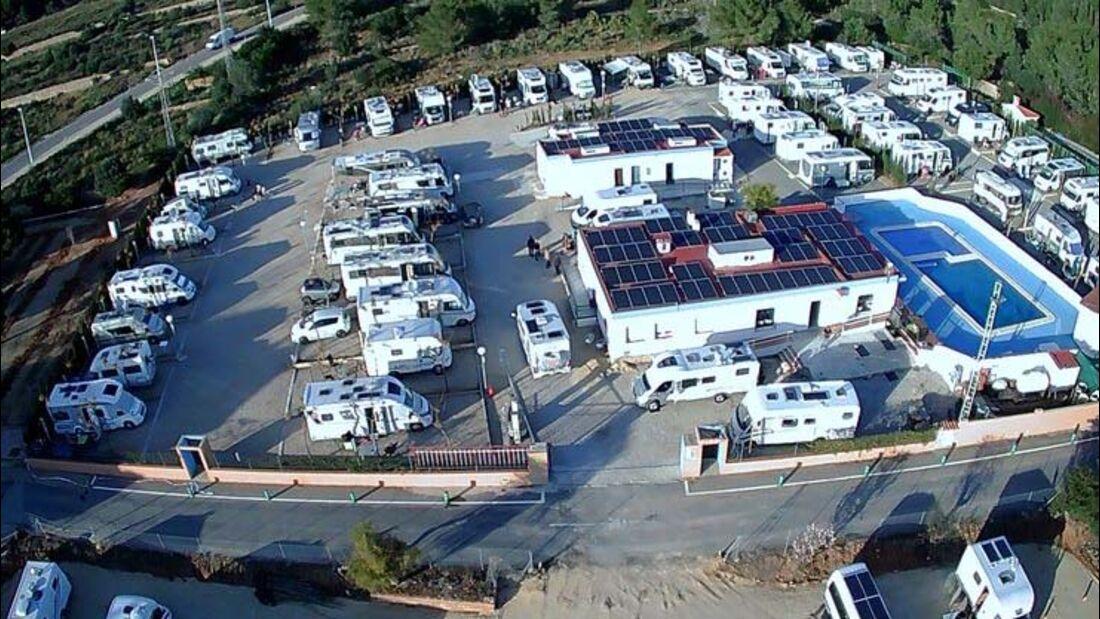 Las Moreras AC Camper Park