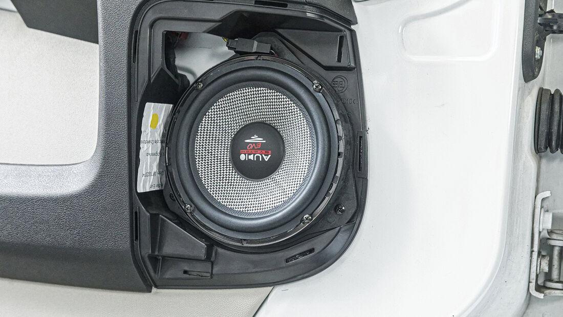 Lautsprecher Wohnmobil