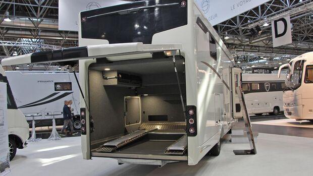 Le Voyageur Liner 9.3 QC CAR (2019)