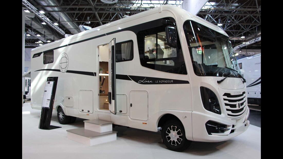 Le Voyageur Liner 9.3 QD CAR