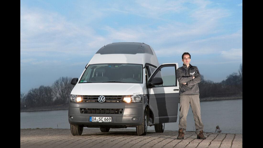 Leben im Campingbus 1