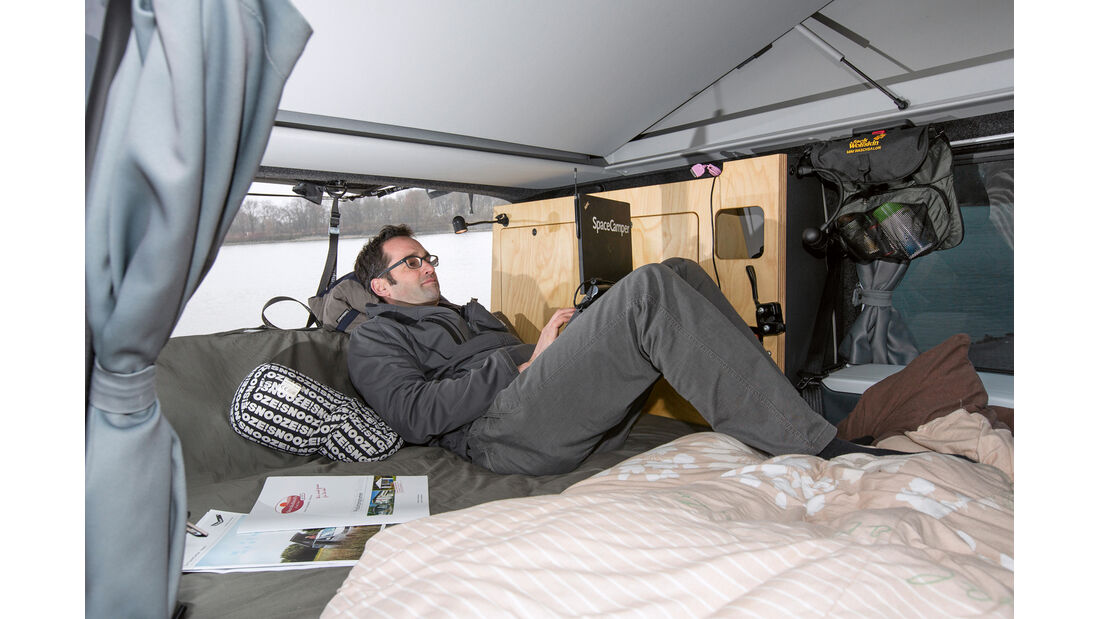 Leben im Campingbus 11