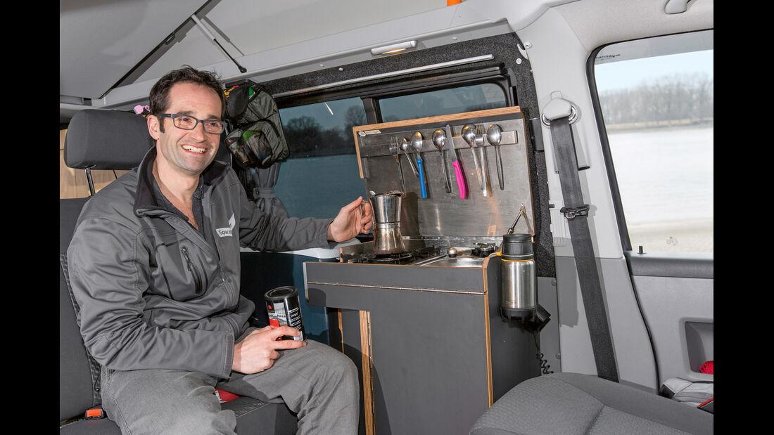Leben im Campingbus 3