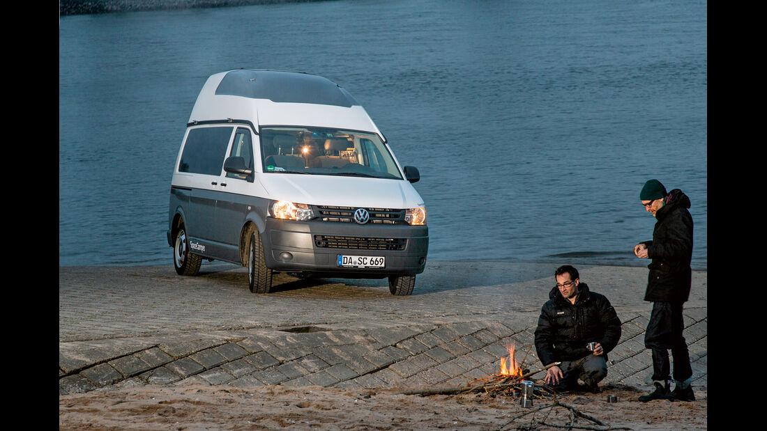 Leben im Campingbus 8