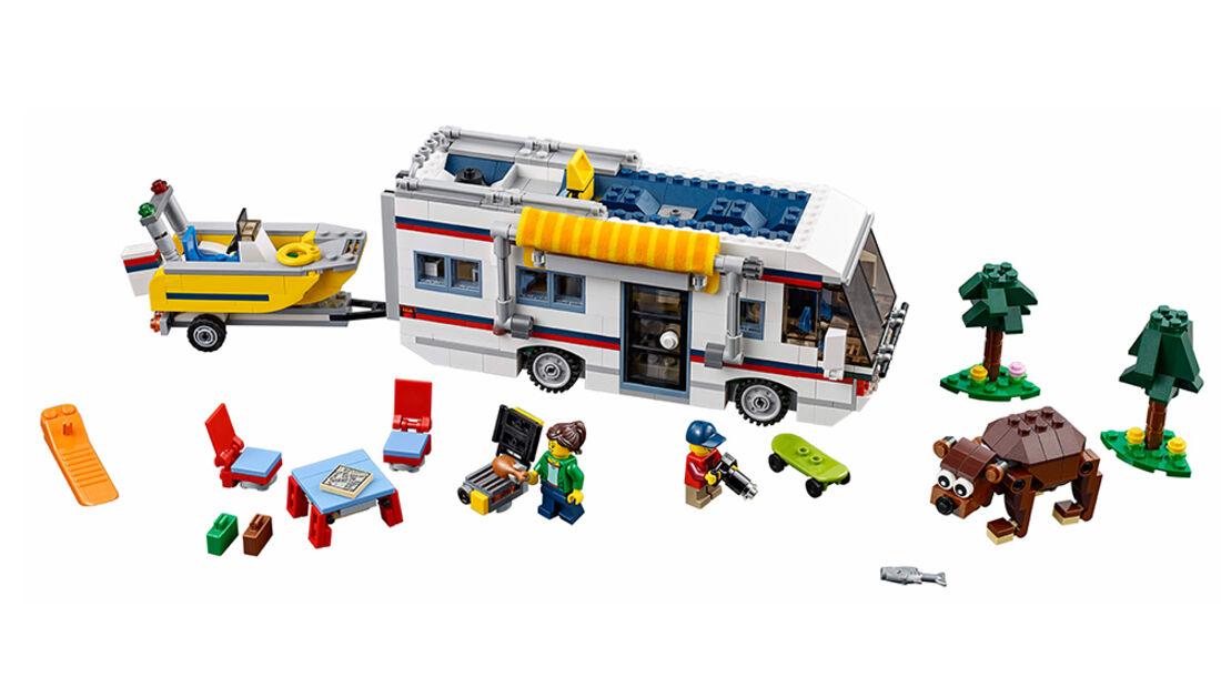 Lego Urlaubsspaß Wohnmobil