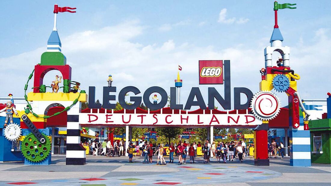 Legoland Feriendorf Campingplatz