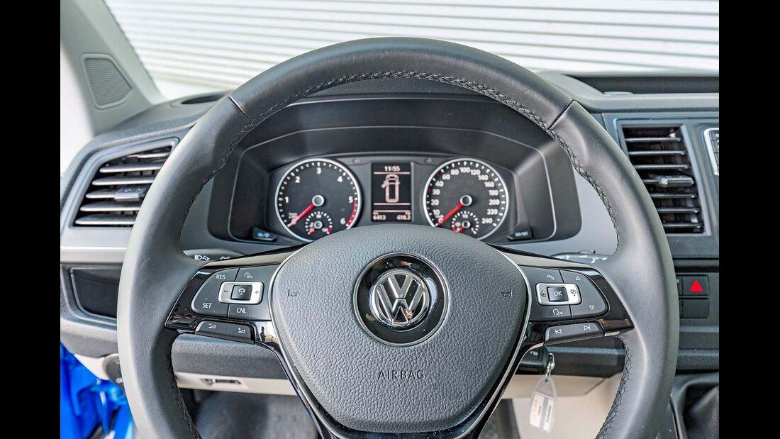 Lenkung wird bei steigendem Tempo zunehmend gefühlloser beim VW T6