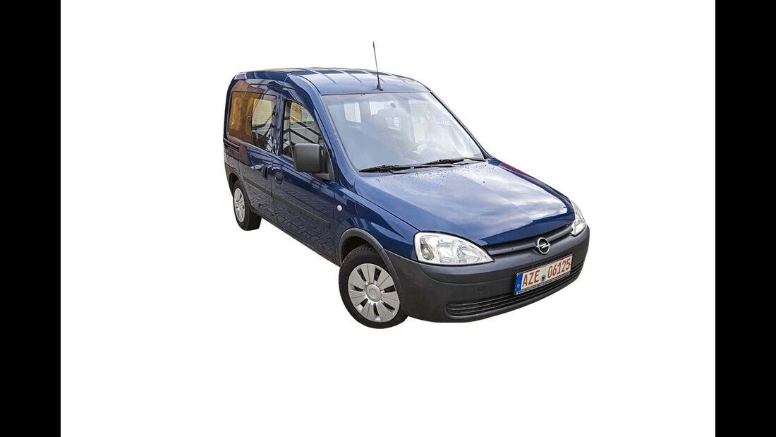 Leser-Mobil Opel Combo