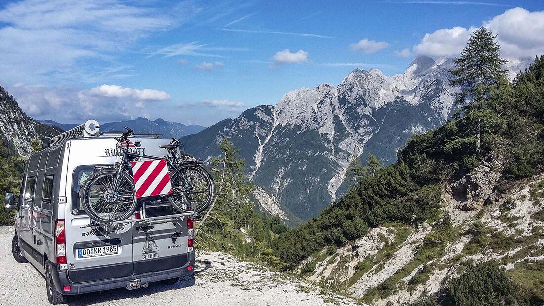 Leser-Mobil, Renault Masters