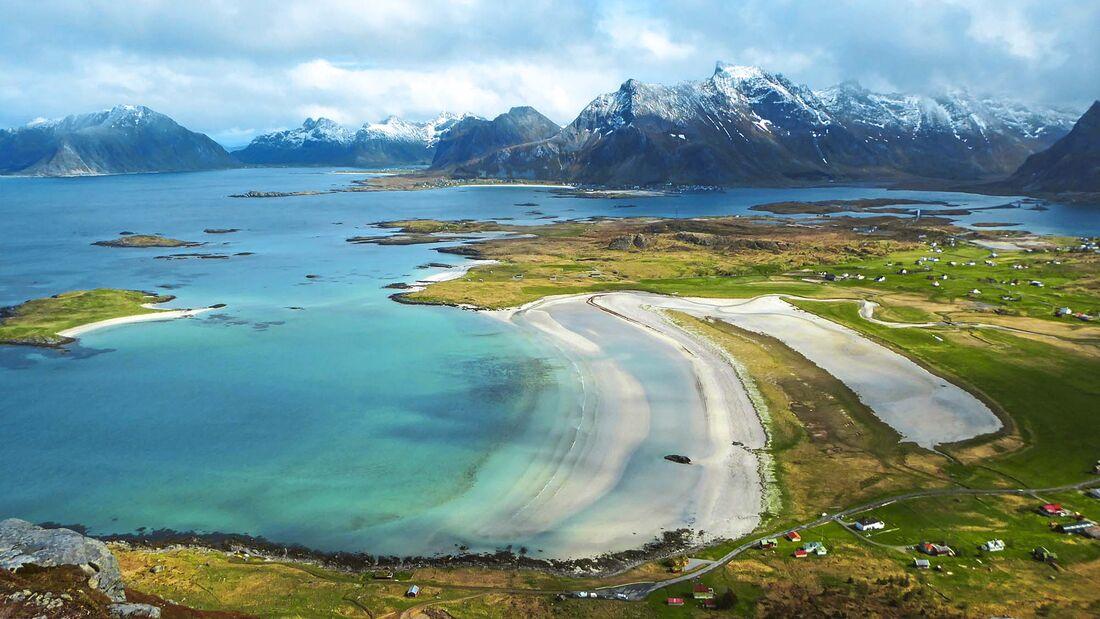 Leser auf Tour - Norwegen