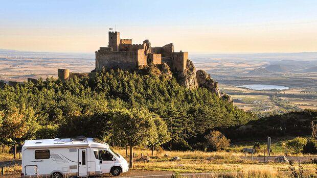 Leser auf Tour: Spanien