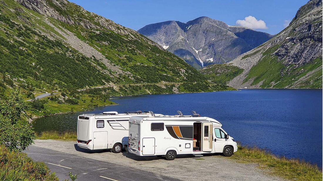 Leser auf Tour: norwegisches Gaulargebirge