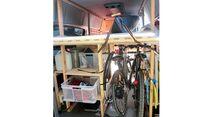 Lesermobil Franz Bachmeier Transport Kajak Fahrrad