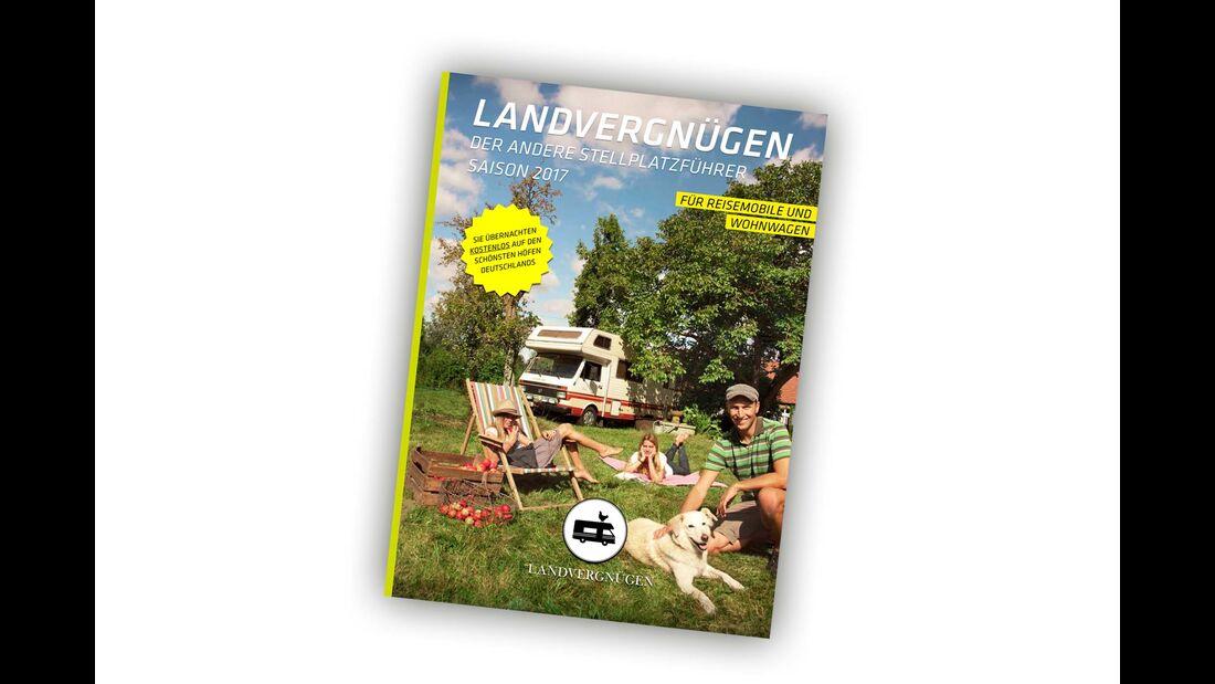 Lesermobil Landvergnügen