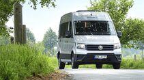 Leserwahl Campingbusse mit Bad 2023