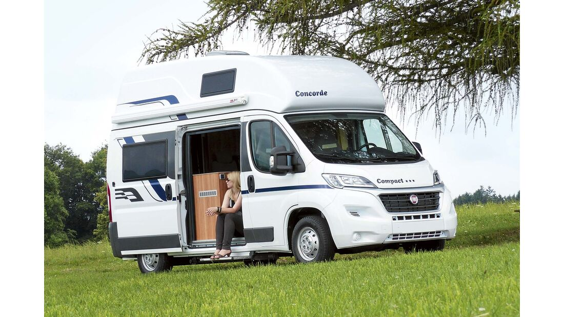 Leserwahl Campingbusse mit Bad 2024