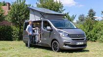 Leserwahl Kompakt-Campingbusse 2020