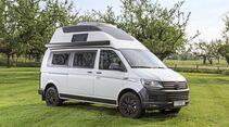 Leserwahl Kompakt-Campingbusse 2022