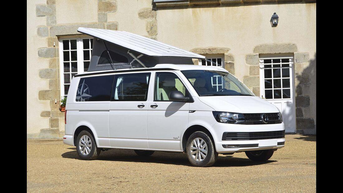 Leserwahl Kompakt-Campingbusse 2026