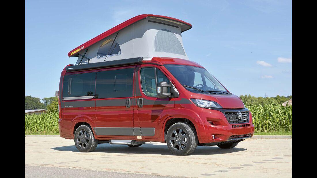 Leserwahl Kompakt-Campingbusse 2027