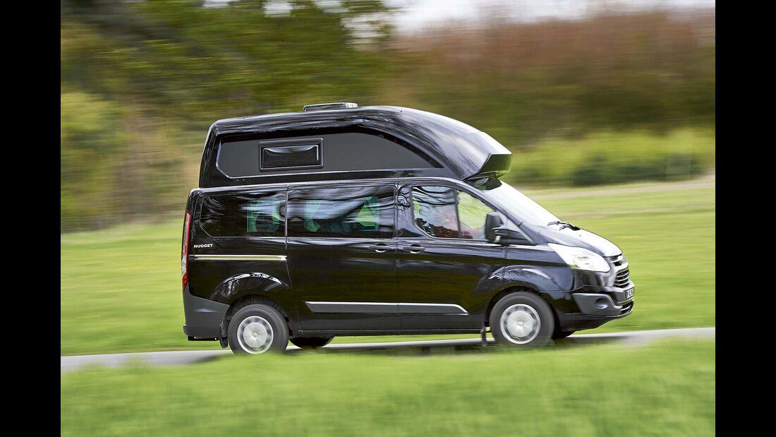 Leserwahl Kompakt-Campingbusse 2028
