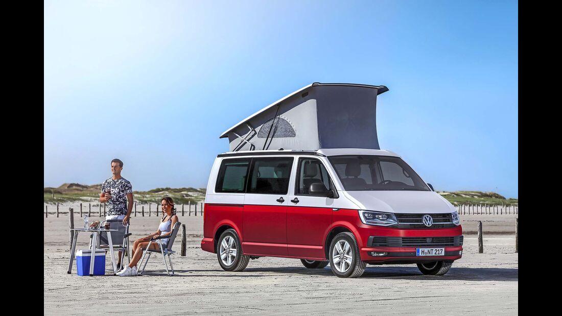 Leserwahl Kompakt-Campingbusse 2029