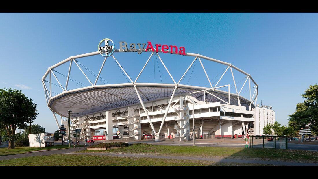 Leverkusen Arena