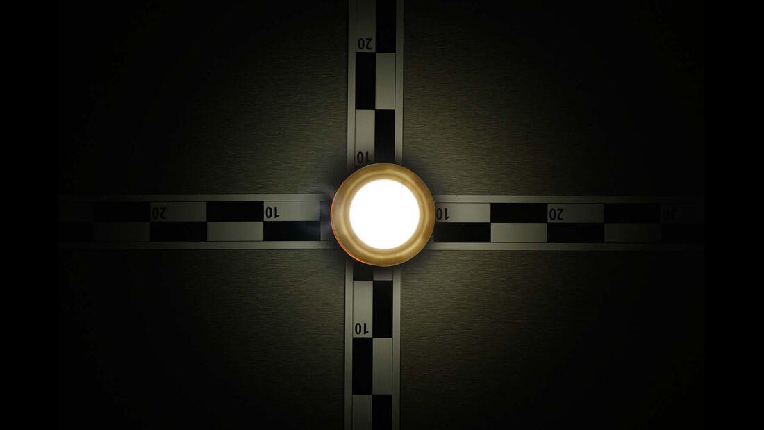 Lichtverteilung Quechua BLX 300