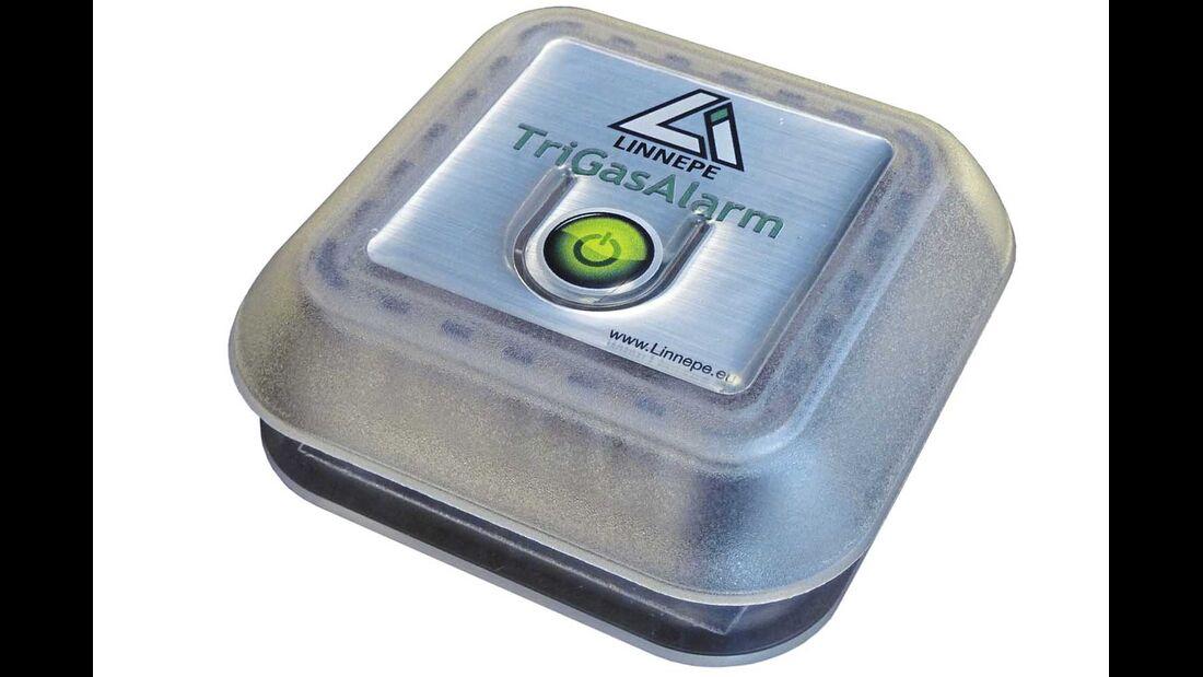 Linnepe TriGas-Alarm