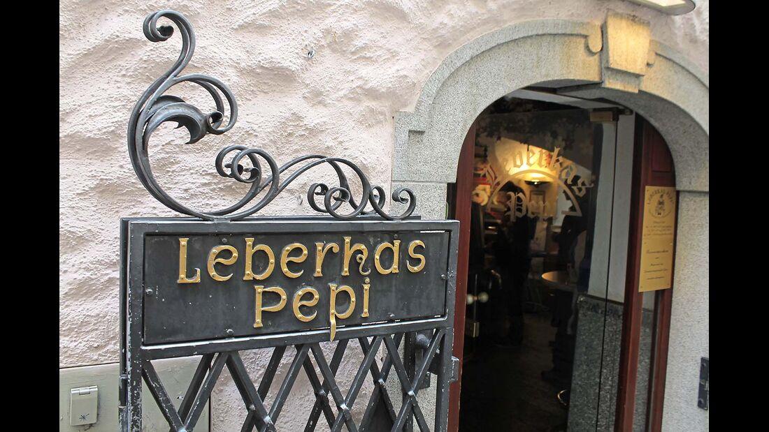 Linz Leberkas Pepi
