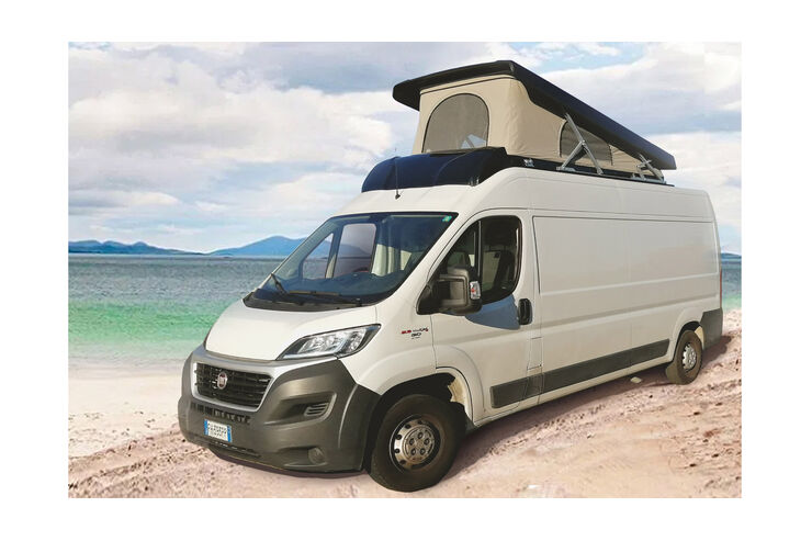 Lippert Components Vela (2021): Innovatives Aufstelldach für Campingbusse