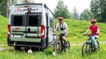 Lippert Fahrradträger Campingbus