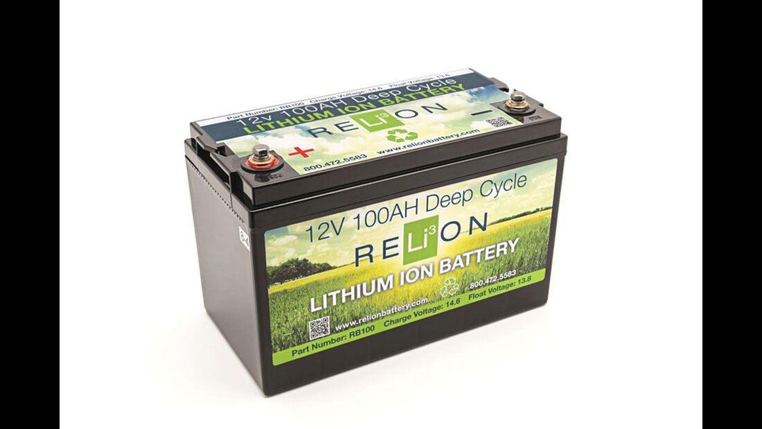 Lithium-Batterie Relion