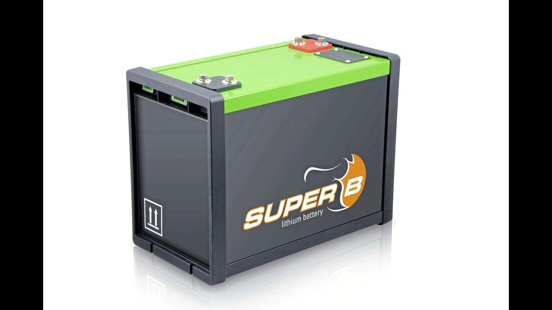 Lithium-Batterie Super B