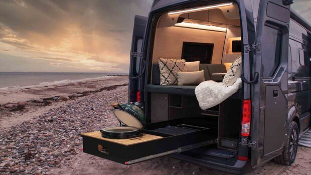 Loef MAN TGE Campingbus (2021)