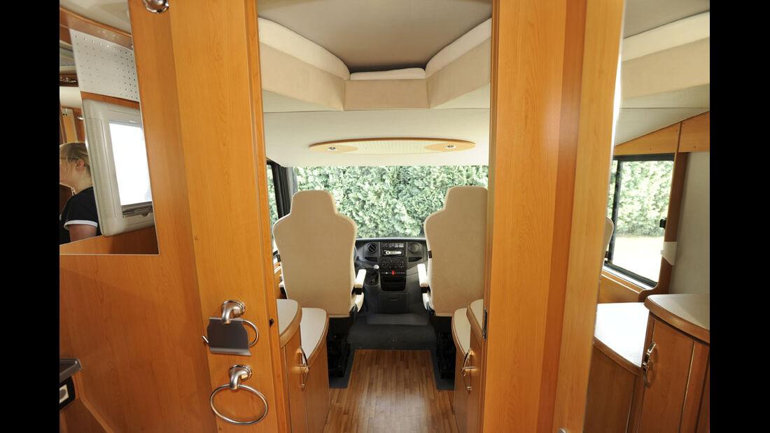 Luxus Wohnmobil Phönix 7800 RSL Reisemobile Bilder promobil