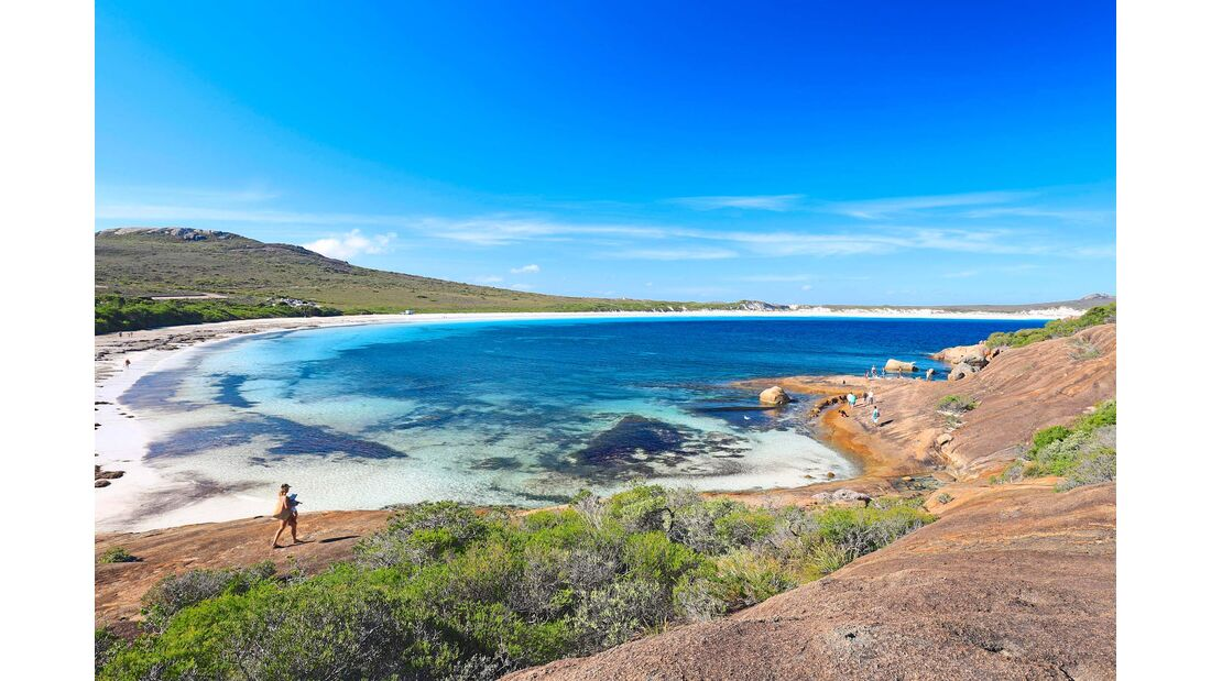MT Westaustralien Cape Le Grand Nationalpark