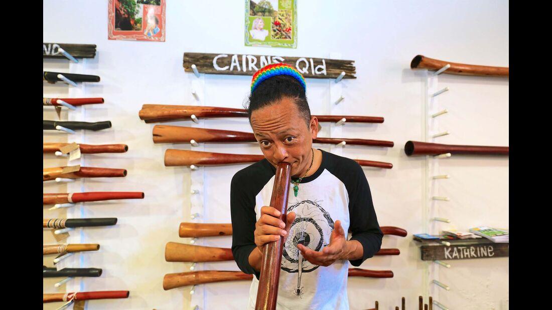 MT Westaustralien Didgeridoo